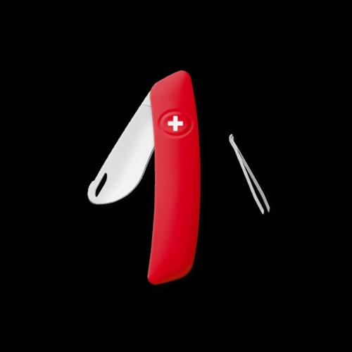 SWIZA Swiss Knife SWIZA BL00 Red - KBL.0900.1000