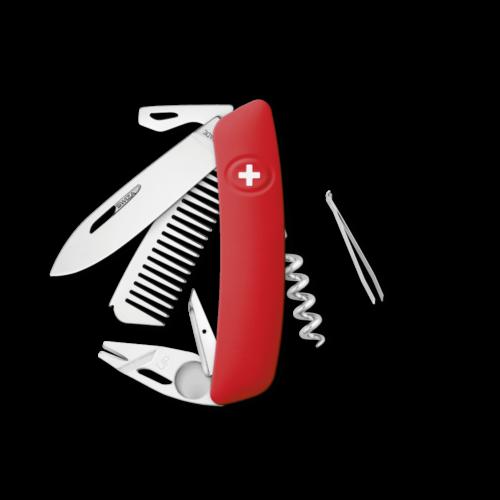 SWIZA Swiss Knife SWIZA CO05TT Red - KCO.0090.1000