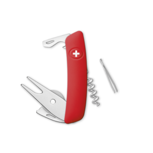 SWIZA Swiss Knife SWIZA GO03 Red - KGO.0030.1000