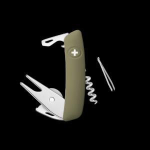 SWIZA Swiss Knife SWIZA GO03 Olive - KGO.0030.1050