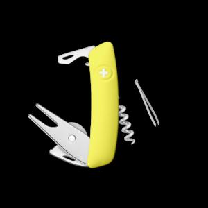 SWIZA Swiss Knife SWIZA GO03 Yellow - KGO.0030.1080