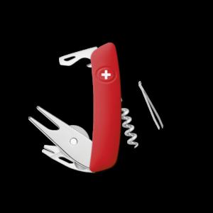 SWIZA Swiss Knife SWIZA GO03TT Red - KGO.0070.1000