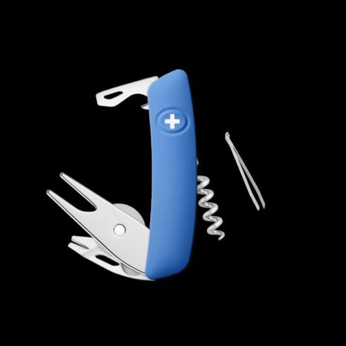 SWIZA Swiss Knife SWIZA GO03TT Blue - KGO.0070.1030