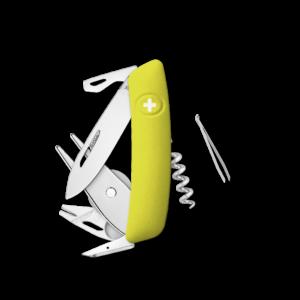 SWIZA Swiss Knife SWIZA GO05TT Yellow - KGO.0090.1080