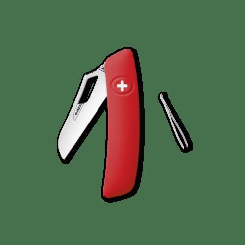 SWIZA Swiss Knife SWIZA GR00 White - KGR.0900.1020