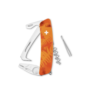SWIZA Swiss Knife SWIZA HO03R-TT Orange - KHO.0070.2060