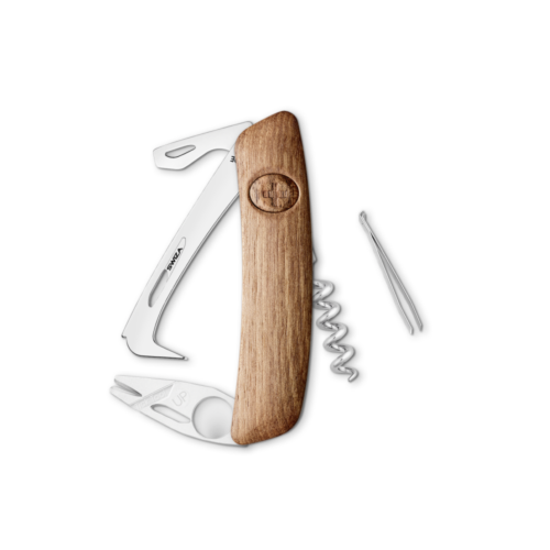 SWIZA Swiss Knife SWIZA HO03R-TT Walnut - KHO.0070.6300
