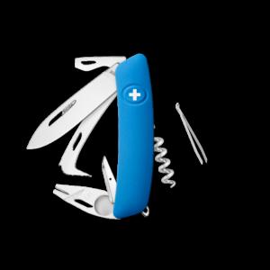 SWIZA Swiss Knife SWIZA HO05R-TT Blue - KHO.0090.1030