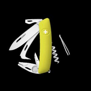 SWIZA Swiss Knife SWIZA HO05R-TT Yellow - KHO.0090.1080