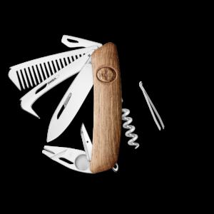 SWIZA Swiss Knife SWIZA HO09R-TT Walnut - KHO.0170.6300