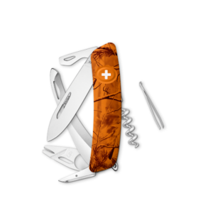 SWIZA Swiss Knife SWIZA HU05R-TT Olive - KHU.0190.2150