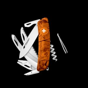SWIZA Swiss Knife SWIZA HU09R-TT Orange - KHU.0210.2160