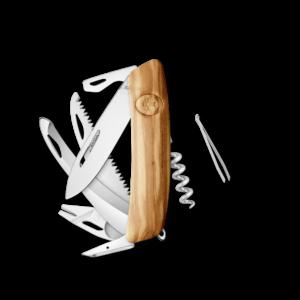 SWIZA Swiss Knife SWIZA HU09R-TT Olive tree - KHU.0210.6310
