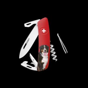SWIZA Swiss Knife SWIZA D03 DOG Red - KNB.0030.FA05