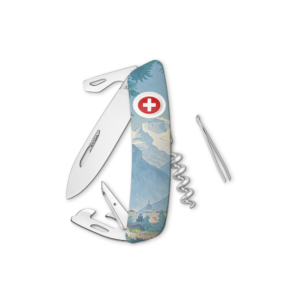 SWIZA Swiss Knife SWIZA D03 INTERLAKEN White - KNB.0030.IN19