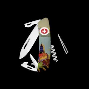 SWIZA Swiss Knife SWIZA D03 LAUSANNE White - KNB.0030.LA19