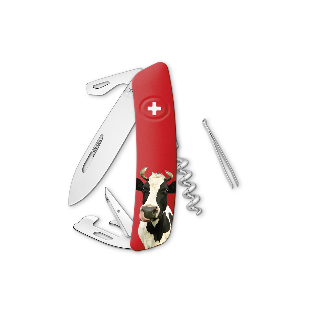 SWIZA Swiss Knife  Red - KNB.0030.MAR2