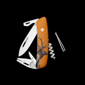 SWIZA Swiss Knife SWIZA TT03 Orange - KNB.0070.W003