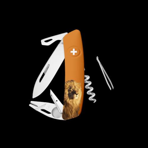 SWIZA Swiss Knife SWIZA TT03 Orange - KNB.0070.W005