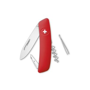 SWIZA Swiss Knife SWIZA D01 Red - KNI.0010.1000