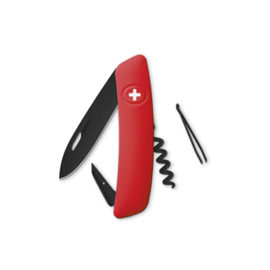 SWIZA Swiss Knife SWIZA D01 AB Red - KNI.0013.1000