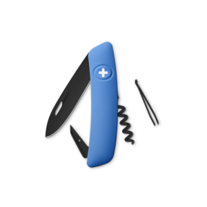 SWIZA Swiss Knife SWIZA D01 AB Blue - KNI.0013.1030