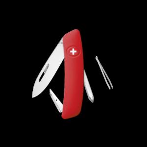 SWIZA Swiss Knife SWIZA D02 Red - KNI.0020.1000