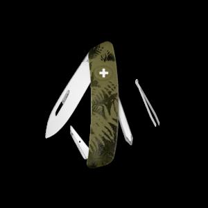 SWIZA Swiss Knife SWIZA C02 Olive - KNI.0020.2050