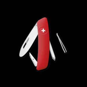 SWIZA Swiss Knife SWIZA J02 Red - KNI.0021.1000