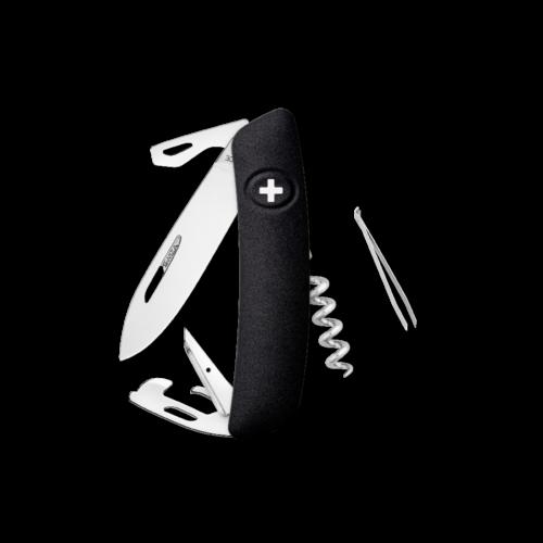 SWIZA Swiss Knife SWIZA D03 Black - KNI.0030.1010