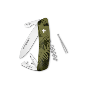 SWIZA Swiss Knife SWIZA C03 Olive - KNI.0030.2050