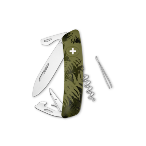 SWIZA Swiss Knife SWIZA D03 Olive - KNI.0030.2050