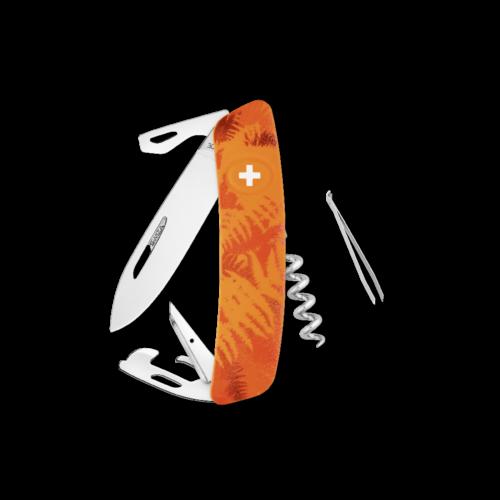 SWIZA Swiss Knife SWIZA D03 Orange - KNI.0030.2060
