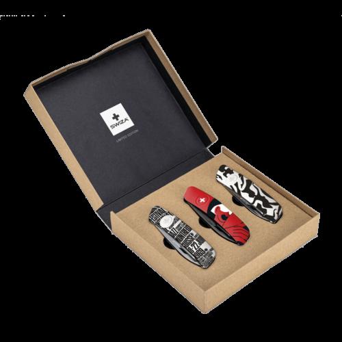 SWIZA Swiss Knife SWIZA COLLECTOR BOX White - KNI.0036.MJ04