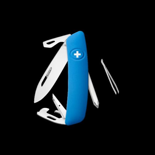 SWIZA Swiss Knife SWIZA D04 Blue - KNI.0040.1030