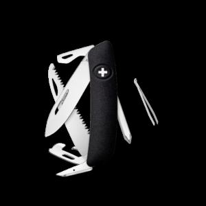SWIZA Swiss Knife SWIZA D06 Black - KNI.0060.1010