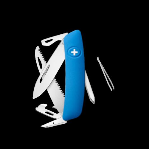 SWIZA Swiss Knife SWIZA D06 Blue - KNI.0060.1030