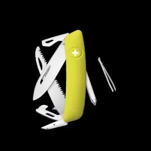 SWIZA Swiss Knife SWIZA D06 Yellow - KNI.0060.1080