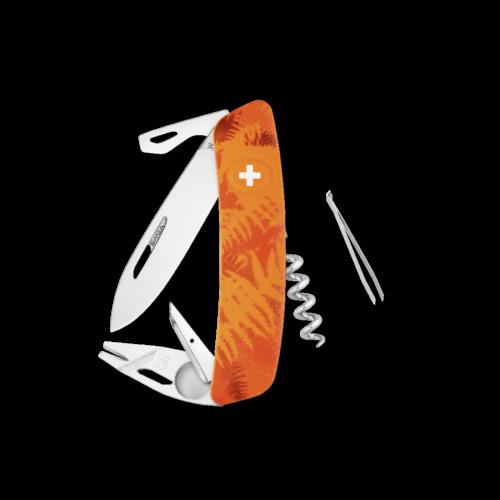 SWIZA Swiss Knife SWIZA TT03 Orange - KNI.0070.2060
