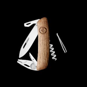 SWIZA Swiss Knife SWIZA TT03 Walnut - KNI.0070.6300