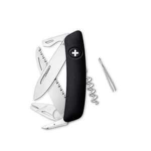 SWIZA Swiss Knife SWIZA TT05 Black - KNI.0090.1010