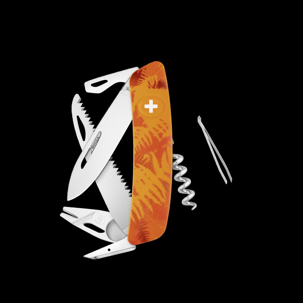 SWIZA Swiss Knife SWIZA TT05 Orange - KNI.0090.2060