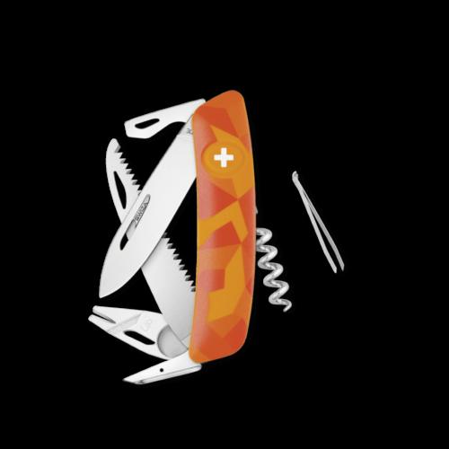 SWIZA Swiss Knife SWIZA TT05 Orange - KNI.0090.2070