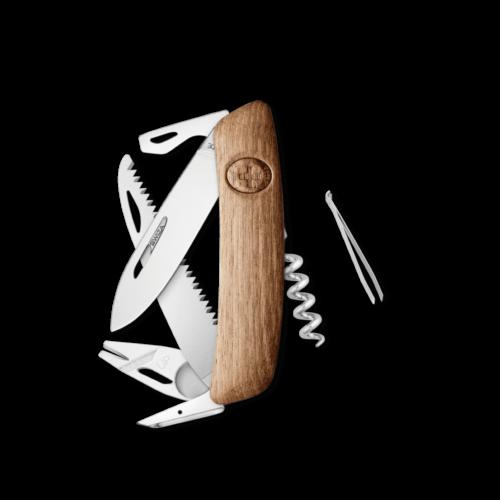 SWIZA Swiss Knife SWIZA TT05 Walnut - KNI.0090.6300