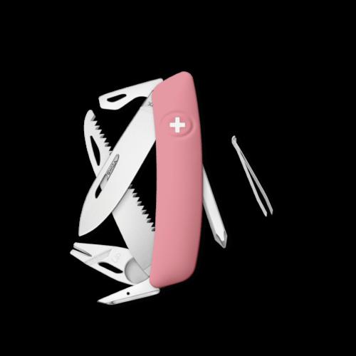 SWIZA Swiss Knife SWIZA TT06 Pink - KNI.0100.1910