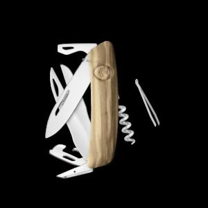 SWIZA Swiss Knife SWIZA D07 Oak - KNI.0110.6330