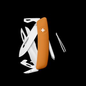 SWIZA Swiss Knife SWIZA D08 Orange - KNI.0120.1060