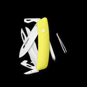 SWIZA Swiss Knife SWIZA D08 Yellow - KNI.0120.1080