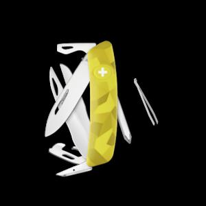 SWIZA Swiss Knife SWIZA D08 Yellow - KNI.0120.2080