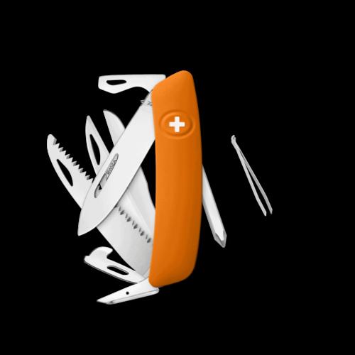 SWIZA Swiss Knife SWIZA D10 Orange - KNI.0140.1060
